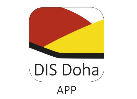 DIS Doha App Icon