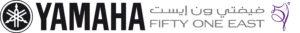 YAMAHA Logo Full Black