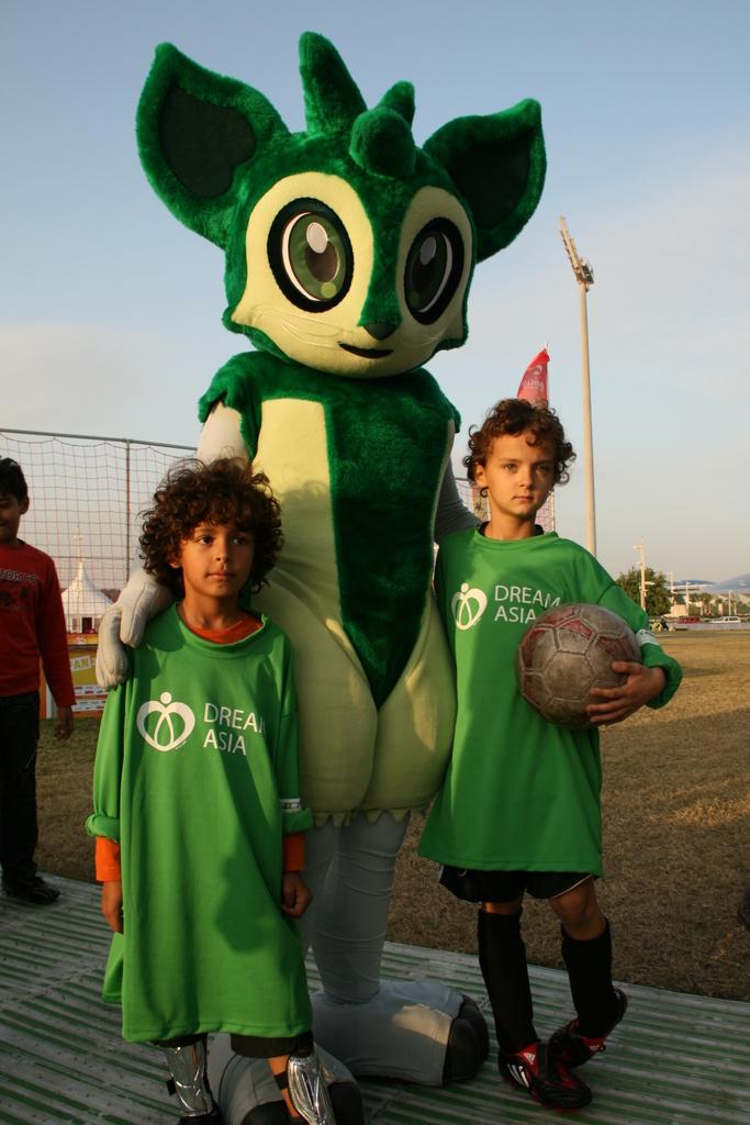 Nach erfolgreicher Vorrunde ging es für die DS-Doha in die Finalrunden