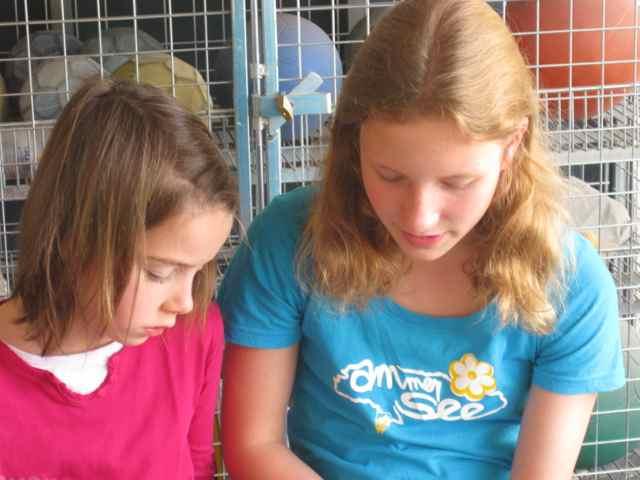 """Eine """"besondere"""" Deutschstunde an der Deutschen Schule Doha"""