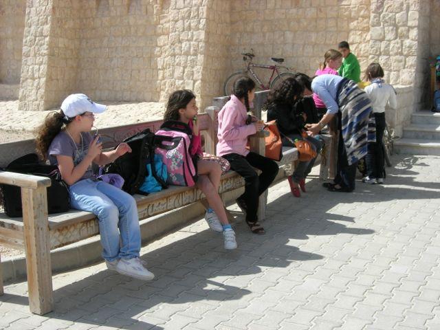 Besuch der Klassen 3 und 4 im Sheikh Faisal Museum