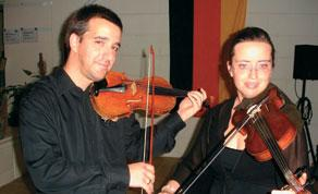 Baroque concert at the German School