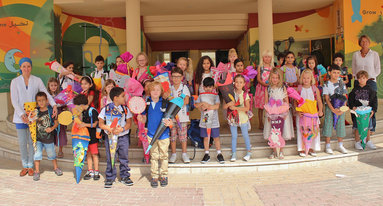 Das neue Schuljahr hat begonnen, auch für unsere Jüngsten