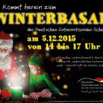 Bilder · Winterbasar 2015