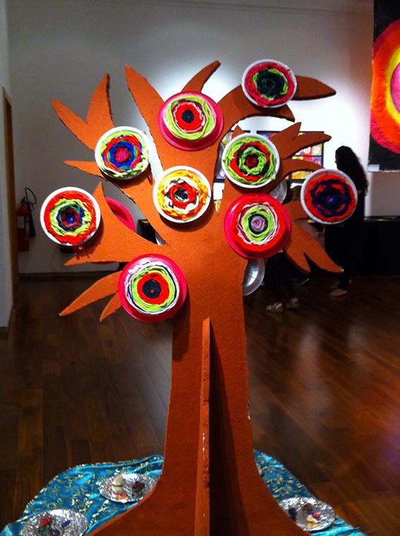 Bilder · VCU Qatar Ausstellung
