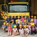 Bilder · Exkursion 4. Klasse zur Feuerwehr