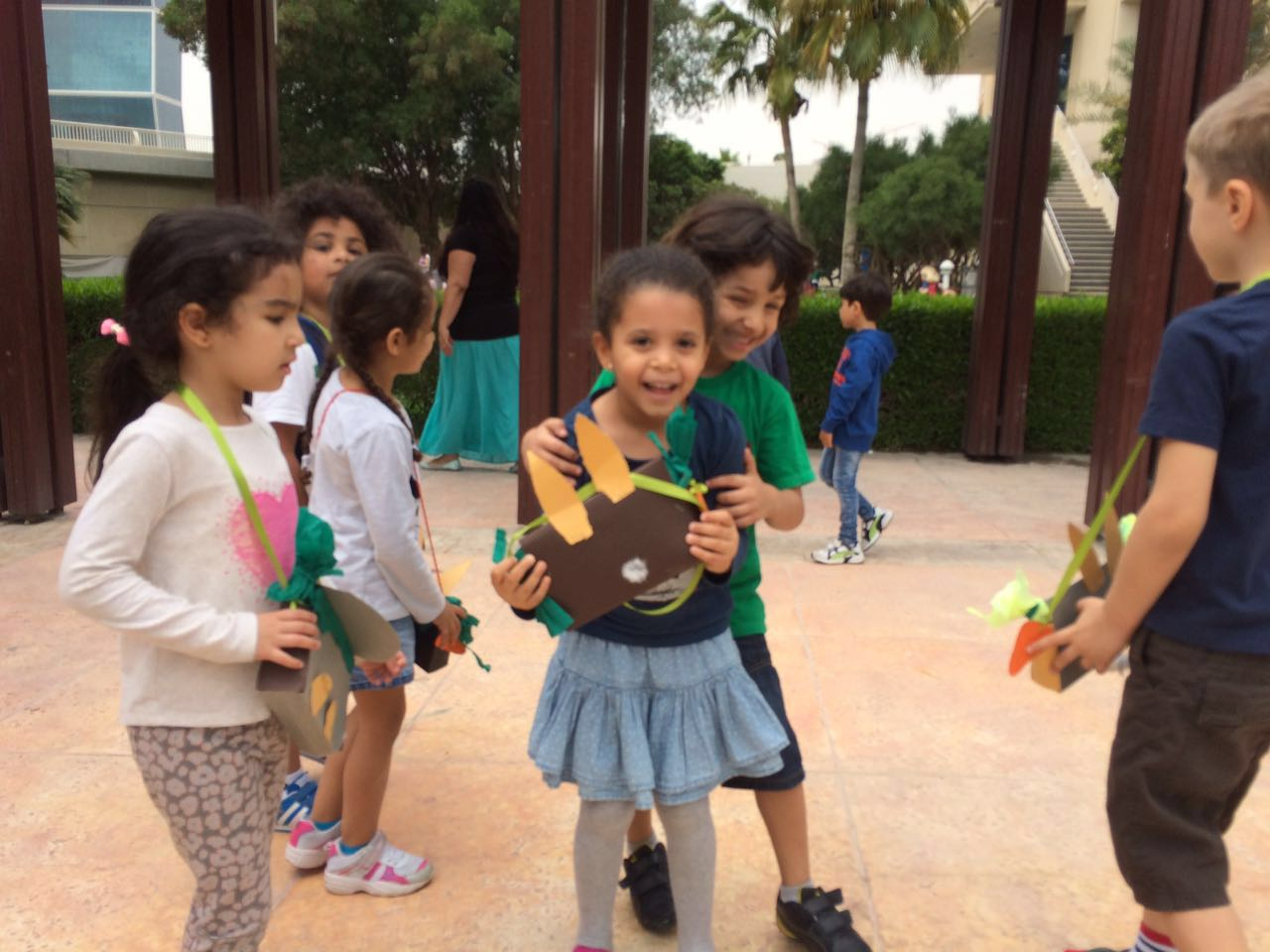 Bilder · Kindergarten Oster-Ausflug