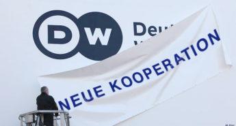 Kooperation mit der Deutschen Welle