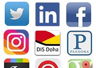 Mini-Umfrage zu Social Media