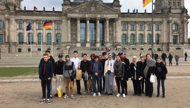 Class trips 2017 · Germany