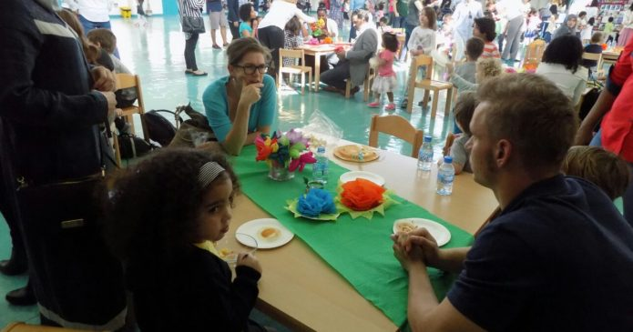 Parent's Café at Kindergarten