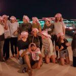 Klassenfahrten 2017 · Quer durch Katar