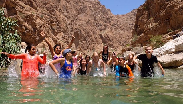 Class trips 2017 · Oman