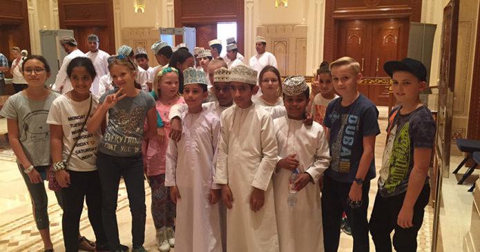 Klassenfahrten 2017 · Oman