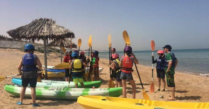 Class trips 2017 · Ras Al Khaima/VAE