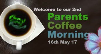 Parents Coffee Morning
