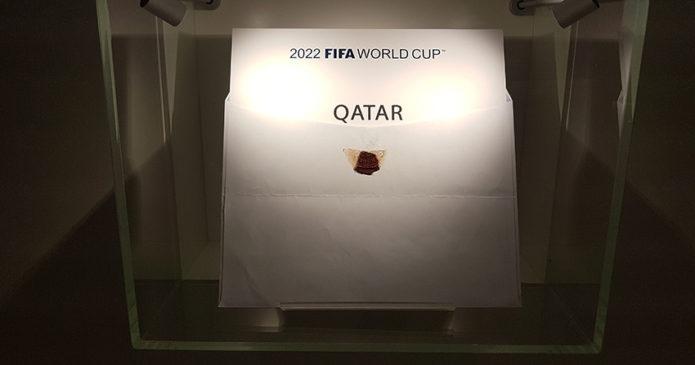 Fußball Weltmeisterschaft 2022 · Ausstellung