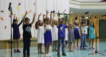 Herbstkonzert und Laternenfest