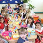 Carnival celebration in the Kindergarten