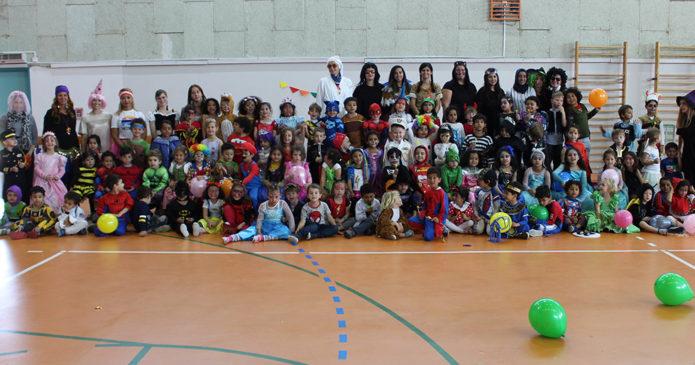 Kindergartenzeitung Jan/Feb 18