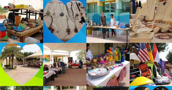 Fleamarket at the German School Doha