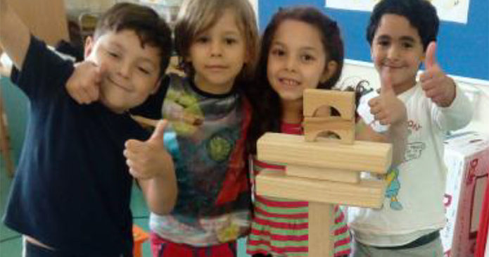 Kindergarten News · May 2018