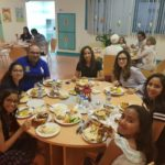 Farewell evening and Iftar of the preschool