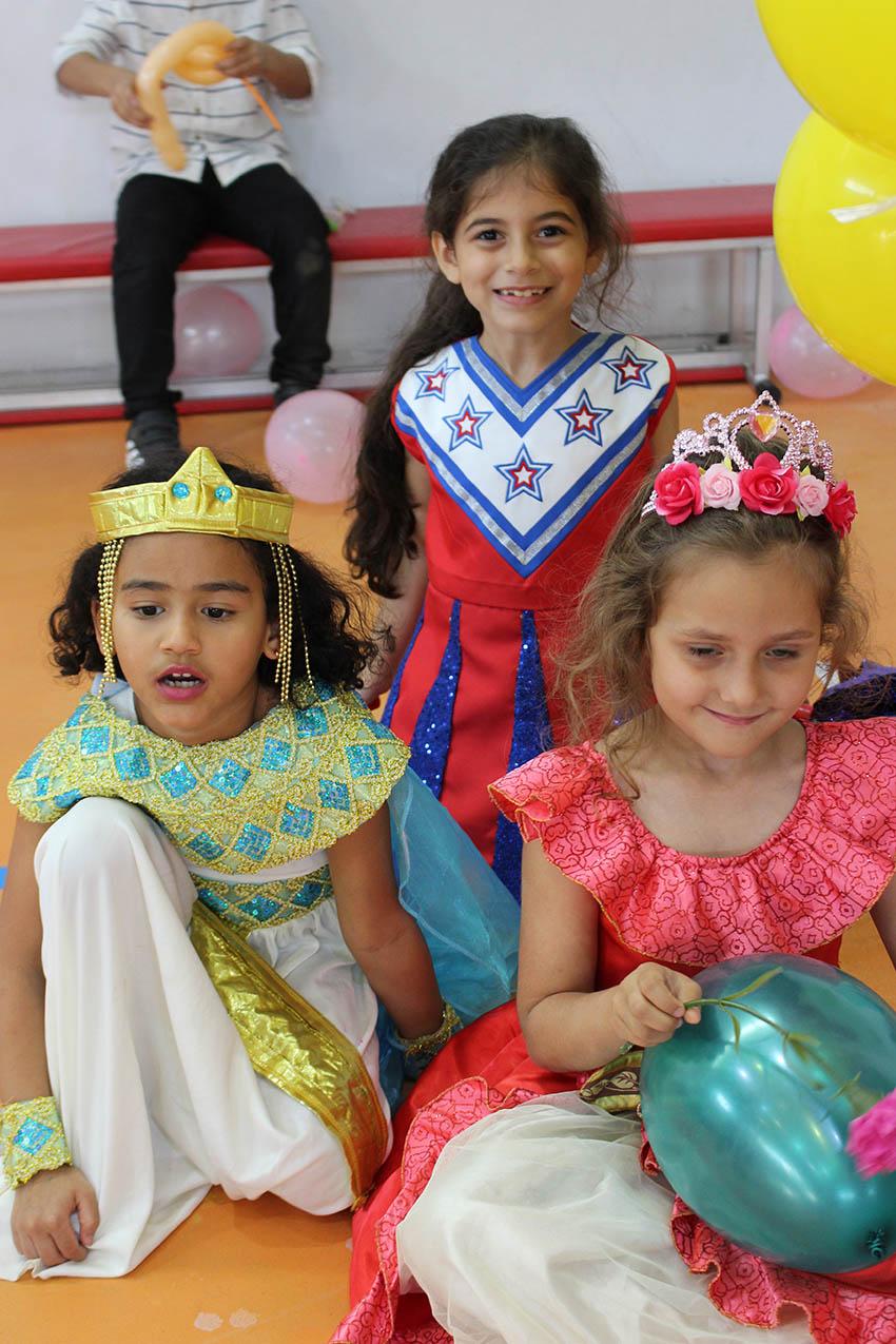 Fasching 19 23 German School Doha