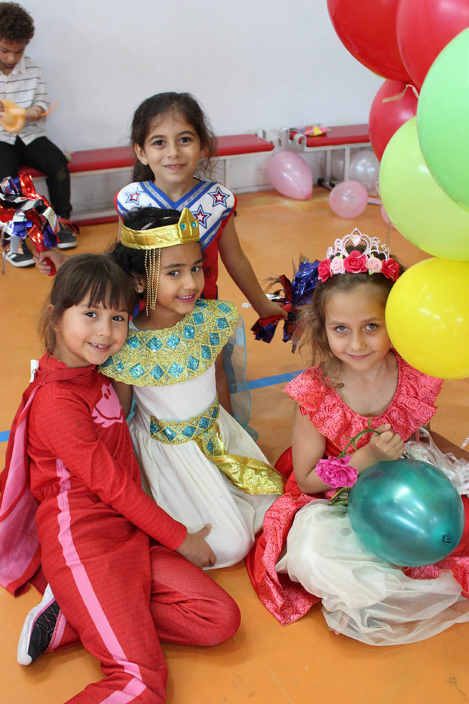 Fasching 19 24 German School Doha
