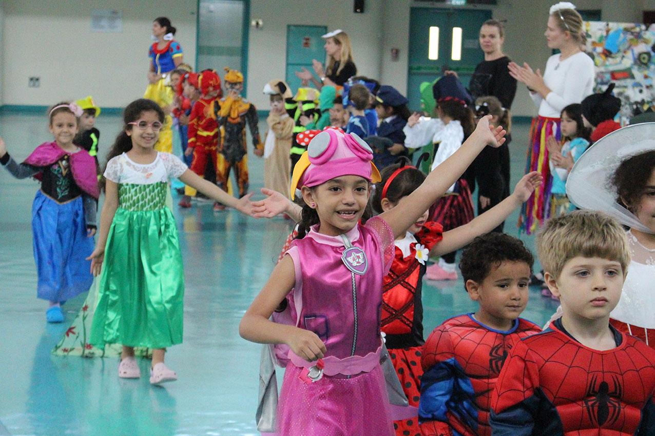 Fasching Kiga 19 42 German School Doha