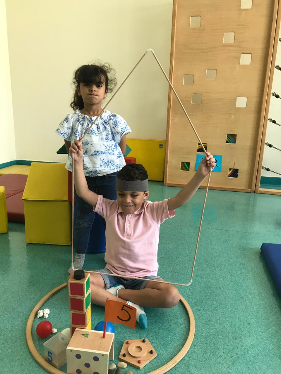 "Let's go to the ""Numberland"" 