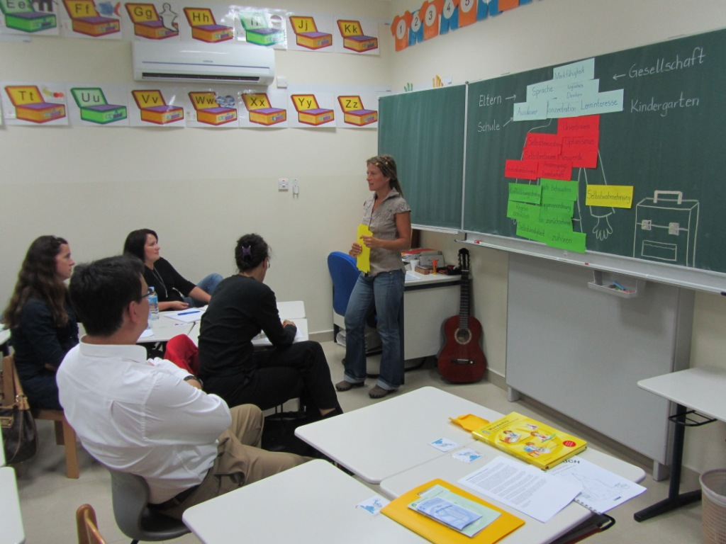 Parent-teacher conference Kindergarten / Primary School 23.11.2010